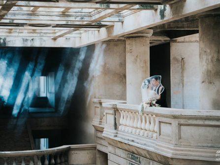 Địa điểm chụp ảnh cưới: Lâu đài bỏ hoang, Bà Rịa Vũng Tàu