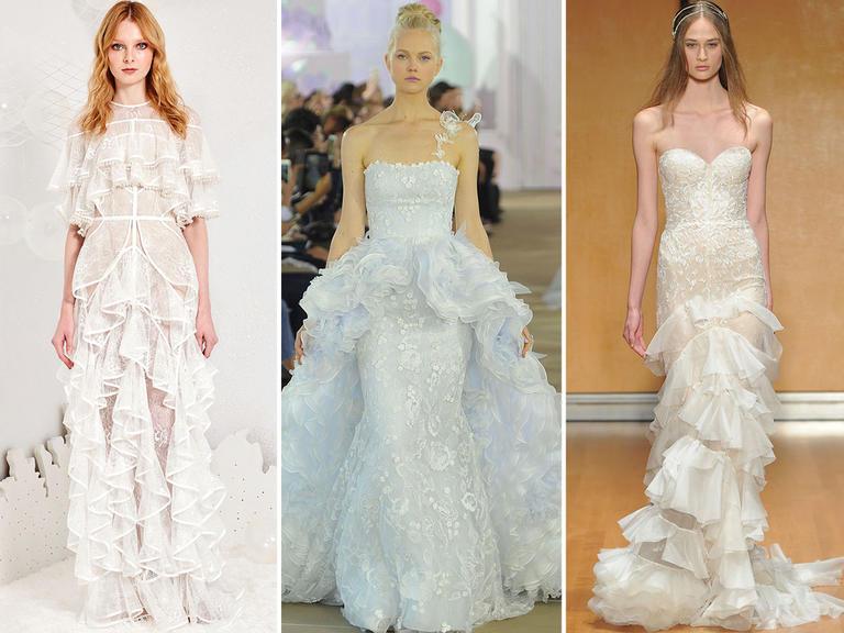 7 xu hướng váy cưới đẹp tuyệt dự là vô cùng