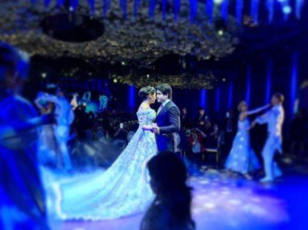 Chất ngất với bộ váy cưới đẹp tuyệt siêu xa hoa trị giá hơn 13 tỷ đồng