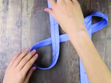 Cách thắt cà vạt siêu tốc trong 10 giây!