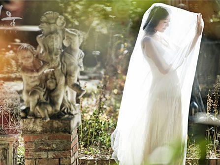 Mê mẩn với phong cách chụp ảnh cưới ngược sáng huyền ảo