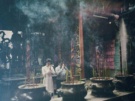 Những địa điểm chụp hình cưới ở Sài Gòn cho phong cách hoài cổ