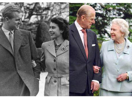 Nữ hoàng Elizabeth và Hoàng thân Philip kỷ niệm 69 năm ngày cưới