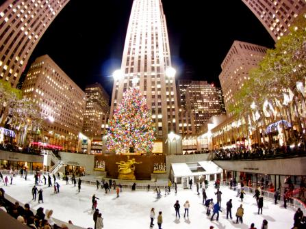 6 điểm đến thú vị cho tuần trăng mật mùa Giáng sinh