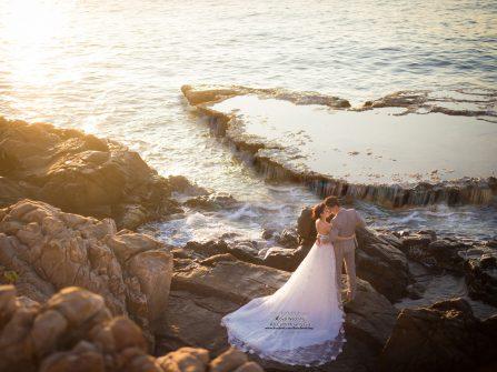 Chụp ảnh cưới trọn gói Hồ Tràm - Hồ Cốc - Vũng Tàu siêu tiết kiệm chỉ 7.600.000 đồng