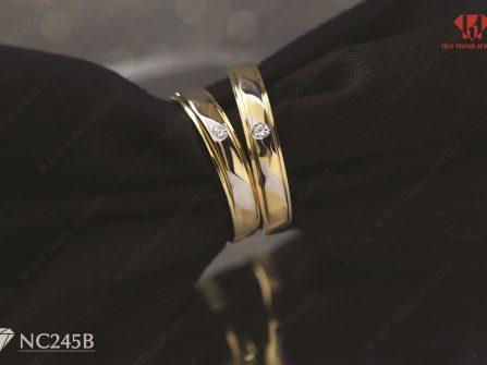 Nhẫn cưới kim cương giá chỉ từ 4 triệu đồng
