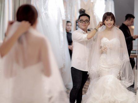 Trấn Thành - Hari Won sẽ diện 2 bộ cánh tuyệt đẹp trong hôn lễ