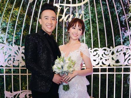 """""""Đám cưới của năm"""" của Trấn Thành - Hari Won xứng tầm đẳng cấp"""