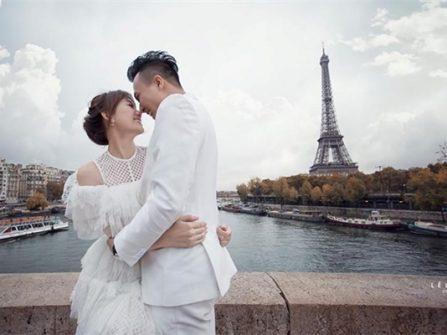 Choáng ngợp với album ảnh cưới đẹp tuyệt của Trấn Thành - Hari Won