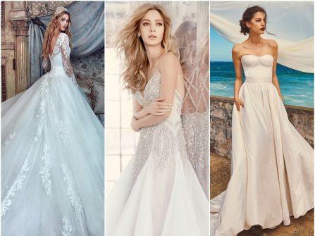 Nín thở trước 30 mẫu váy cưới đẹp nhất năm 2016