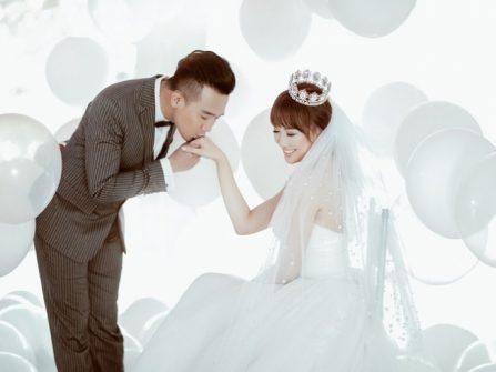 Nhạc đám cưới: Cuối cùng anh cũng đến, HariWon