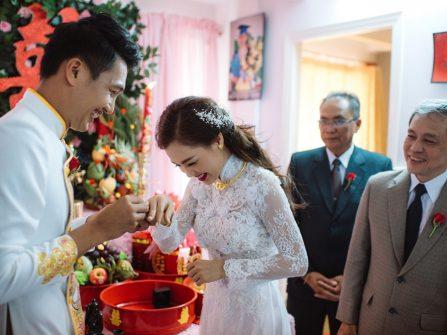 6 nghi thức cưới truyền thống có thể bỏ qua trong đám cưới hiện đại (Phần 1)