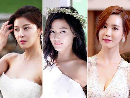 Điểm lại những bộ váy cưới đẹp tinh khiết trong phim Hàn quốc