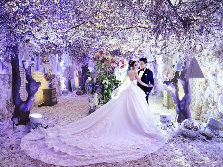 """10 yêu cầu """"chuẩn"""" chọn dịch vụ hoa tươi trang trí đám cưới (Phần 2)"""
