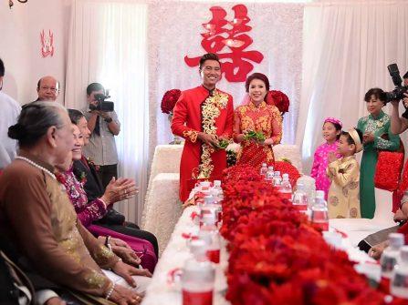 Những điều kiêng kỵ trong lễ đón dâu cần lưu ý