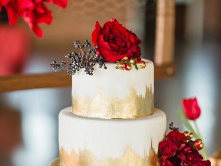 14 Mẫu bánh cưới khiến bạn muốn cưới ngay ngày Valetine
