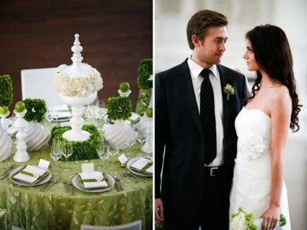 Xu hướng hoa cưới 2017 phù hợp phong cách Greenery