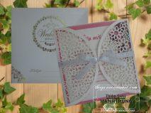 Thiệp wedding Invitations -Thiệp cưới nghệ thuật