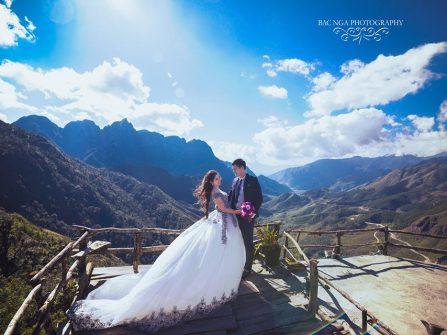 Ảnh viện Áo cưới Bắc Nga - Lào Cai