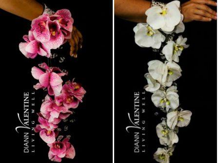 """Mốt hoa cưới đeo tay dáng dài dự báo """"gây bão"""", thay thế kiểu hoa cầm tay quen thuộc"""