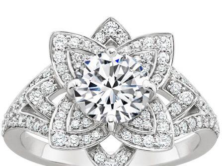 18 chiếc nhẫn đính hôn tuyệt đẹp khiến bạn muốn cưới ngay