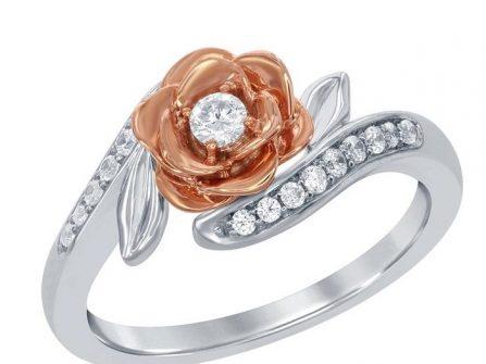 Nhẫn cưới đẹp - những món trang sức mang câu chuyện cổ tích.