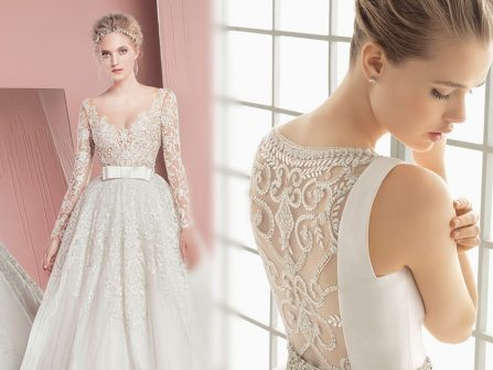 20 chiếc váy cưới đẹp khiến ước mơ trở thành nàng công chúa cổ tích thành hiện thực