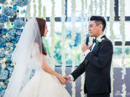 Đám cưới hát bài gì để chú rể gây ấn tượng với cô dâu và quan khách