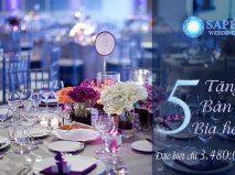 Trung tâm tiệc cưới hội nghị Saphire