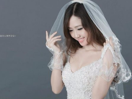 5 lỗi cô dâu thường gặp khi chọn mua váy cưới