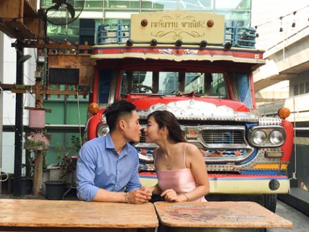 Cặp đôi 9x mách kinh nghiệm du lịch trăng mật tại Thái Lan