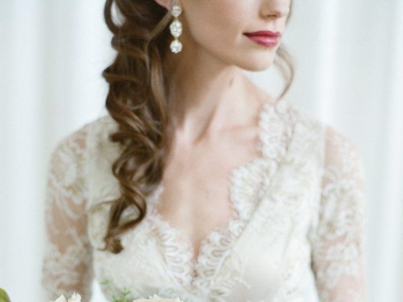 hoa cưới hoa hồng cho đám cưới đẹp như cổ tích 3