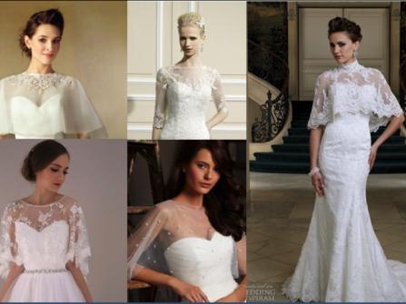 Xu hướng váy cưới 2017 dành cho cô dâu Việt Nam