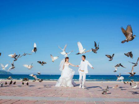 Bạn có biết chụp ảnh cưới ở Đà Nẵng chỗ nào đẹp nhất?