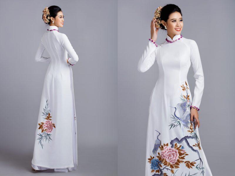 áo dài cưới đẹp 1