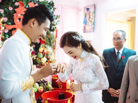 Lễ rước dâu trong hôn lễ truyền thống gồm những gì?