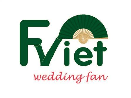 FViet wedding fan