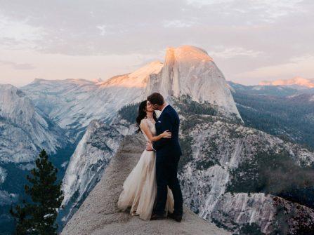 Ảnh cưới ngoại cảnh đẹp mang phong cách