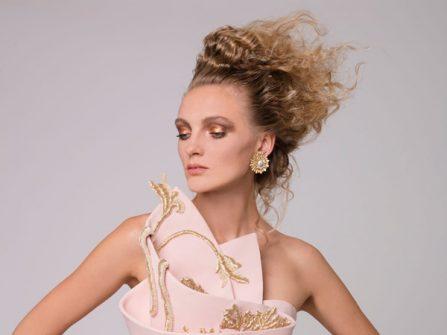 Hút mắt với bộ sưu tập váy cưới của Azzi&Osta