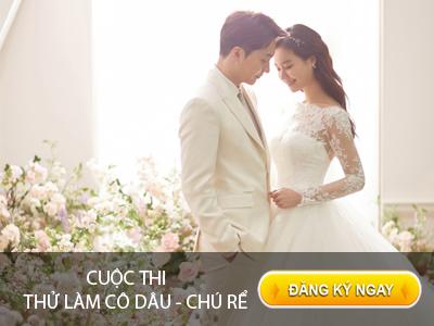 Cuộc thi Thử làm cô dâu - chú rể Marry Wedding Day TP. HCM 2017