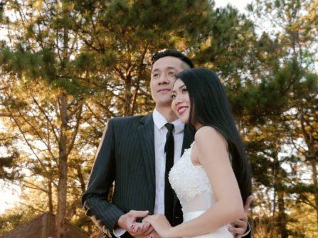 """Xu hướng chụp ảnh cưới ngoại cảnh """"3 trong 1"""" tại Đà Lạt"""