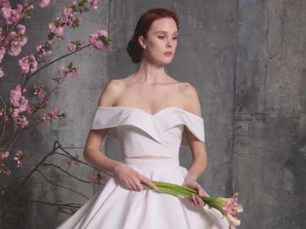 Bộ sưu tập váy cưới Xuân Hè 2018 của thương hiệu Christian Siriano