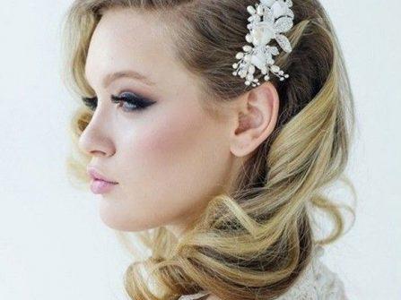 Tuyển tập tóc cưới đẹp theo xu hướng thời trang thập niên 60