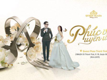 Loạt hình ảnh sôi động và ấn tượng của sự kiện cưới Phúc Vị Uyên Ương