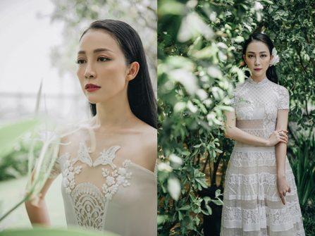 Bộ sưu tập váy cưới Komori của NTK Trương Thanh Hải