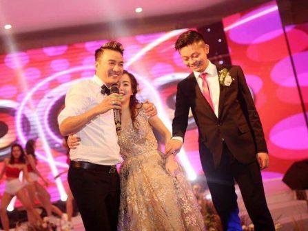 Sao Việt tề tựu trong đám cưới sang trọng bậc nhất Đà Nẵng