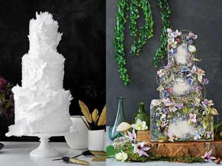 Bánh cưới đẹp - Tuyệt tác từ nghệ nhân Maggie Austin