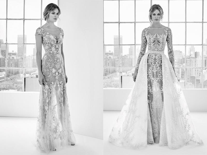 váy cưới Zuhair Murad 4