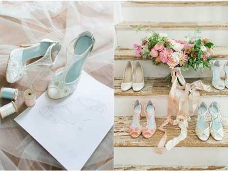Giày cô dâu - Điểm nhấn hoàn hảo cho ngày cưới