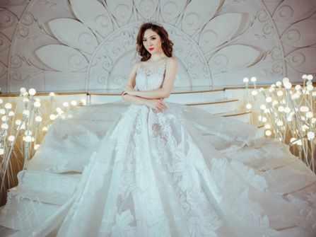 Chọn váy cưới đẹp hoàn hảo theo tính cách cô dâu
